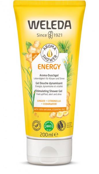 shower energy