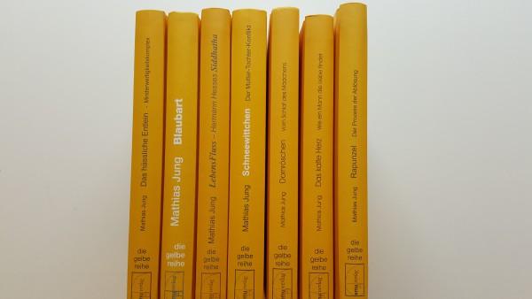 gelbe Reihe komplett