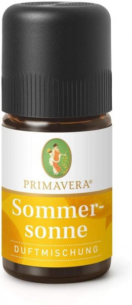 Duftmischung Sommersonne