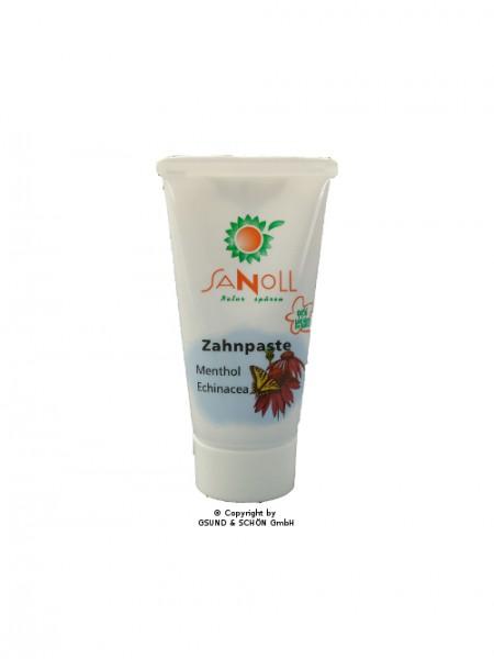 Zahnpasta Menthol Echinacea