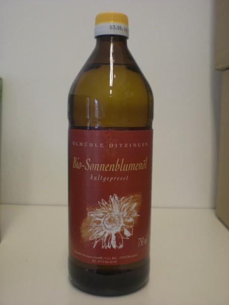 Sonnenbluemenoel