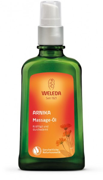 Arnika Massageöl neu