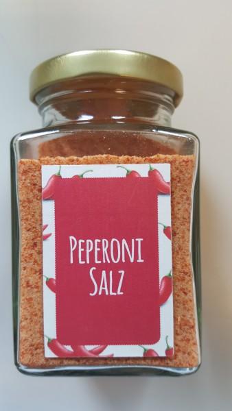Peperonisalz aus dem Brukerhaus