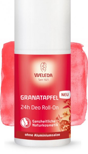 Granatapfel Deo Roller