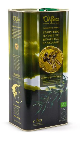 Olivenöl 5 ltr Axel Schmitt