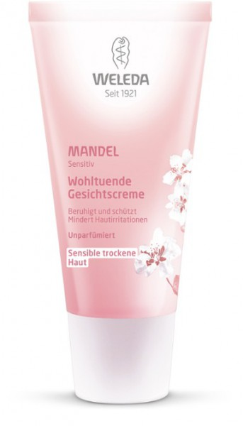Mandel Gesichtscreme