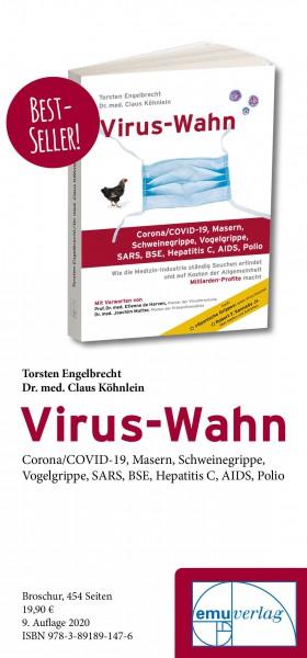 Virus Wahn Vorderseite