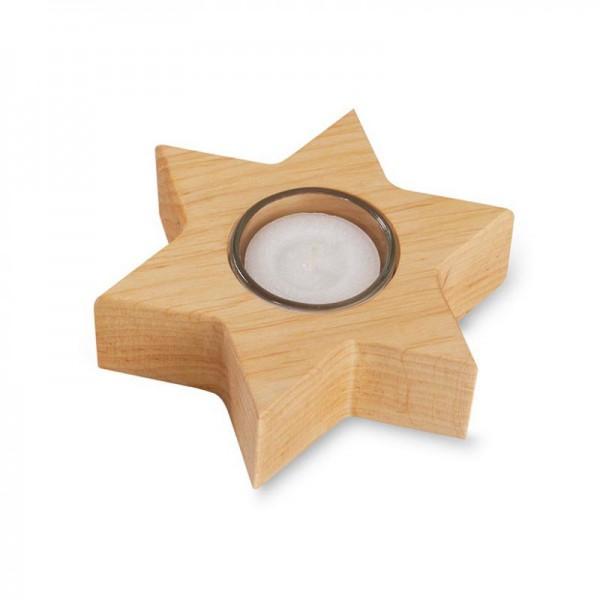Tischleuchter Stern
